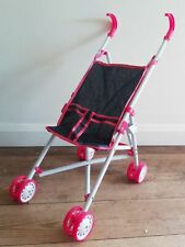 My Baby Doll's Buggy Pushchair - Pink Kids Toy NEW