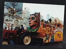 Vintage Photograph Mexico Float Mardi Gras Parade New Orleans