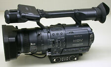 Sony HDR-FX1 3CCD High Definition DV Camcorder with GREAT Extras, Excellent!