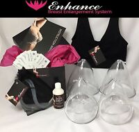 Asymmetrical / asymmetric / uneven breasts - Enhance breast enlargement system