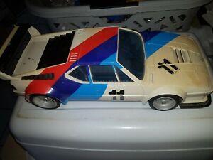 Carrera Structo BMW M1 incl. Fernbedienung, gebraucht