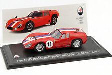 Tipo 151/3 1000 Kilomètres de Paris 1964 Trintignant  - 1/43  Leo Models 043