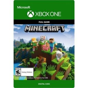 Minecraft Xbox Live Xbox One Key Code GLOBAL-FAST DELIVERY ! 🚚 - Trusted Seller