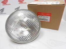 HONDA CB CM 250 350 360 400 450 Four Réflecteur Phares utilisation lumineuse NOS
