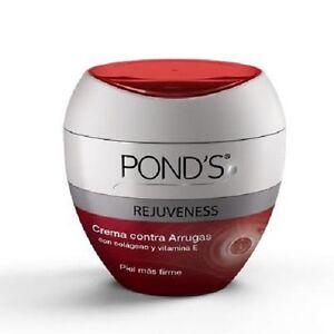 Pond's Rejuveness Anti Wrinkle Cream Vitamin E 7Oz; Crema Contra  Arrugas 200 gr