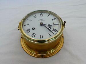 Vintage Schatz Royal Mariner Ships Clock IV-14
