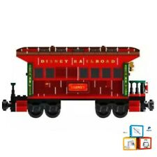 Lego Disney Parlor Car Carriage ONLY split from 71044 NEW