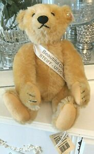 STEIFF UFDC Luncheon 1996 Teddy Bear growler  EAN 665042 vtg mohair 195