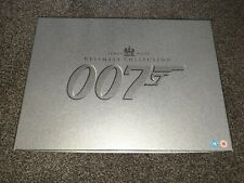 JAMES BOND ORIGINAL BOX SET 007 SPECIAL 20 MOVIES REGION 2 UNSEALED