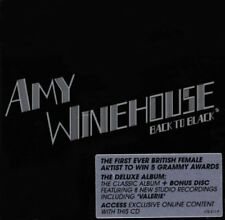 Amy Winehouse - Back To Black [Deluxe Edition] [CD]