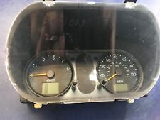 2003 FORD FUSION 1.4 TDCI DIESEL MANUAL 2S6F-10A855-A SPEEDOMETER CLUSTER CLOCKS