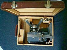 Vintage 1940s Era German Agfa Movector 8 Movie Projector Camera - Working -