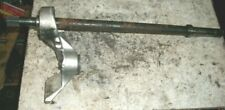 2012 M 1100 Arctic Cat snowmobile sled, secondary clutch jack shaft and bracket