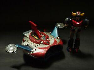 UFO Robo Grendizer & Spazer (Spaizer) Popy Popinica DX Chogokin Figure Japan