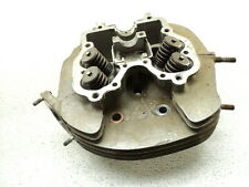 Honda XL250 XL 250 #5323 Cylinder Head