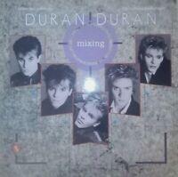 VINILE LP DURAN DURAN - MIXING 33 GIRI ANNO 1985 STAMPA ITALY 50 2403081 POSTER