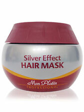 Mon Platin Professional Hair Mask Silver Effect 300ml FREE SHIPPING