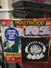 HOLLYWOOD ROSE - Shadow of your Love /Reckless Life 7 inch Axl Rose/Izzy (Guns)