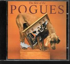 CD BEST OF 14 TITRES--THE POGUES--THE BEST OF THE POGUES