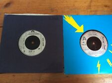 GLORIA GAYNOR I WILL SURVIVE & NEVER CAN SAY GOODBYE LET ME KNOW 2x singles EX