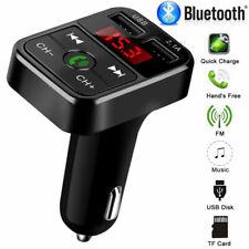 Wireless FM Transmitter Bluetooth Radio Car MP3 Player Charger USB Stick Adapter