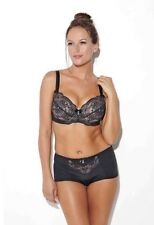 Creme Bralee Plus Size moulded Bra 22E Jacqueline all over Lace BNWT rrp $69.50