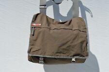 Vintage PRADA shoulder massager man's bag Art 4VA066 polyamide bag used VEGAN
