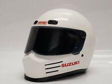 Simpson Street bandit Snell Dot Motorcycle Helmet White Size XS 52 - 53 cm