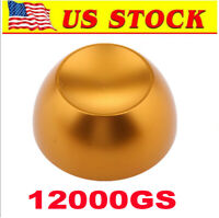 12000GS Super Magnet Golf EAS Tools for Clothes Hard Tag, Gold [US in STOCK]