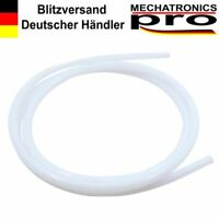1 Meter PTFE Schlauch 4 mm x 2mm Pneumatik Extruder Filament Tube 3D Drucker