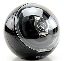 Single Black Automatic Watch Winder by Versa - Model G077