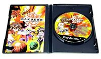 Bakugan Battle Brawlers (Sony PlayStation 2, 2009) Complete & Tested, CIB