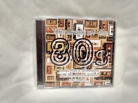 Rare The Music Of The 80s UK Import NEW                                   cd6193