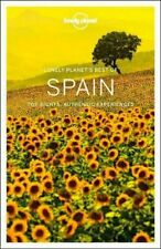 LONELY PLANET'S BEST OF SPAIN Brand New ON HAND In Australia!