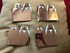 Rose Gold Baloon Weight Holder X4