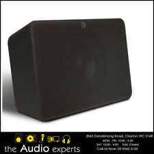 BLUESOUND PULSE SUBWOOFER BLACK