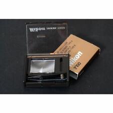 Nikon F100 Einstellscheibe Gitter E / Gitterscheibe / Focusing Screen Grid