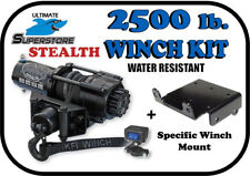 KFI 2500lb STEALTH Winch Mount Kit 2018 Textron Alterra 700 TBX VLX Mudpro