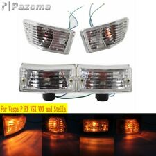 Front Rear Turn Signal Light Indicator Lamp For Vespa P PX VSX VNX and Stella
