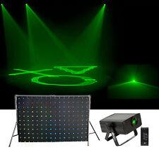 Chauvet DJ Motion Drape LED Backdrop w/Animated Lighting FX+Laser Effects Light