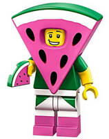 LEGO The Movie 2 Watermelon Dude Minifigure 71023