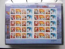 2004 Christmas Delivery Royal Mail Smiler Sheet LS21 Superb U/M - Great Price