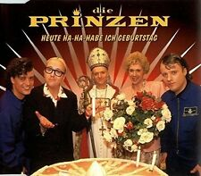 Die Prinzen Heute ha-ha-habe ich Geburtstag (1997) [Maxi-CD]
