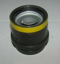 BAUSCH & LOMB YELLOW RING CAMERA 16-4.5 SHUTTER LENS ?