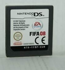 FIFA 08 GIOCO USATO NINTENDO DS EDIZIONE ITALIANA SOLO CARTUCCIA GD1 42635