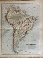US CONFEDERATE STATES 1862 FL MAP PINELLAS PUTNAM SANTA ROSA SARASOTA COUNTY XL