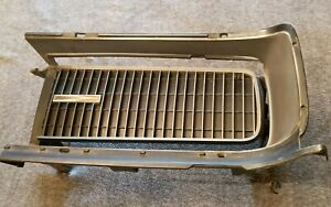 68 69 Dodge Charger Grille headlight bucket Left Driver SIDE COMPLETE OEM