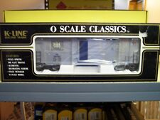 K Line K765-7422 Pennsylvania Commemorative Classic Box Car Bank.