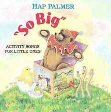So Big - Activity Songs For Little Ones, Good Music