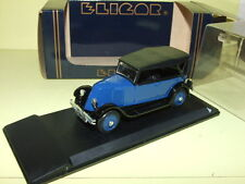 RENAULT NN TORPEDO CAPOTÉ 1927 Bleu ELIGOR 1040